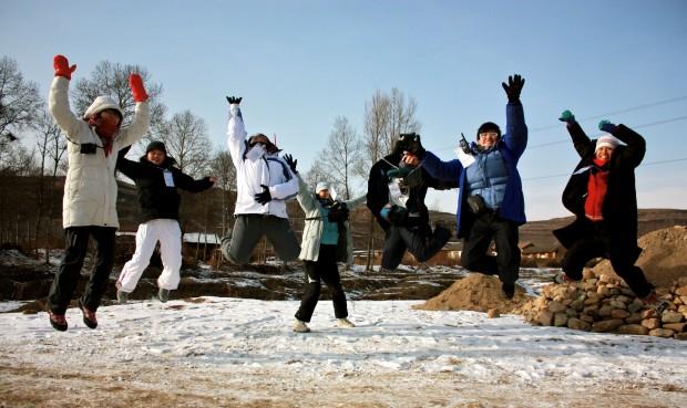 Gansu Datan students1