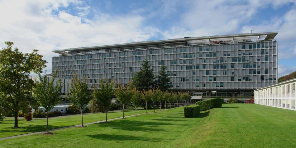 World Health Organization South Face